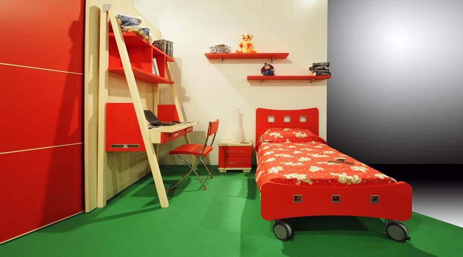 Cameretta gemelli gallery of minimalista cameretta per - Ikea cancelletti per bambini ...